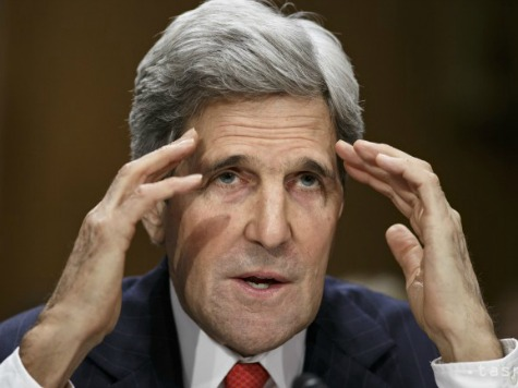 Kerry: 'Partisan Politics' Motivates Critics of My 'Apartheid' Comment