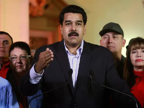 Venezuelan Vice President: Communist Cubans 'Here to Stay'
