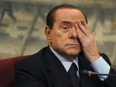 Judge May Sentence Silvio Berlusconi to Nursing Home Community Service