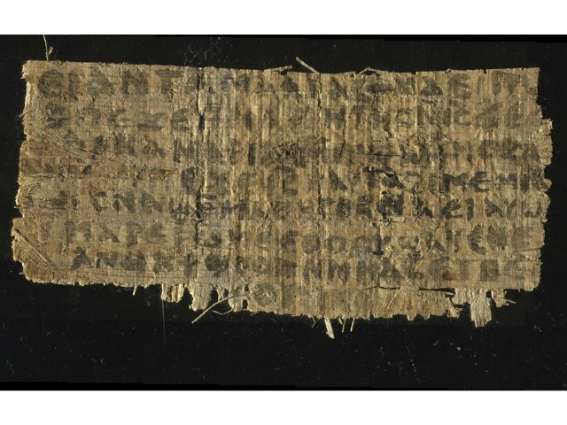 Does a Scrap of Egyptian Papyrus Prove Jesus Was Married?