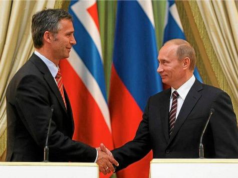 Putin Satisfied with New NATO Head Stoltenberg
