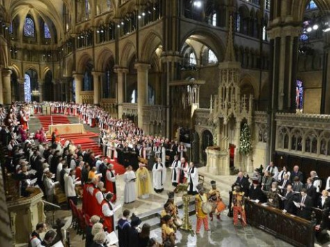 Anglican Leader Praises Persecuted Christians in Easter Sermon