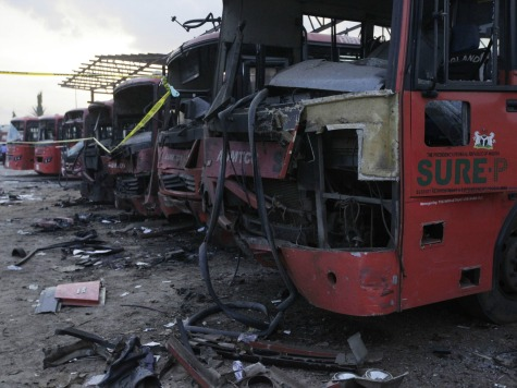Boko Haram Claims Credit for Deadly Nigeria Capital Bombing