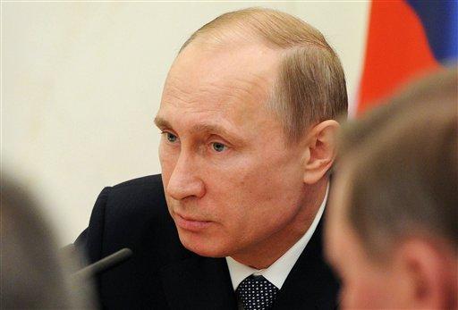 Putin Ignores USA Vice President