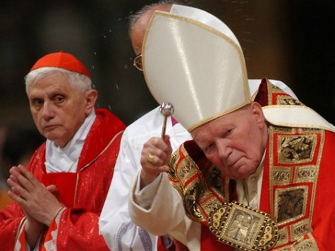 Benedict XVI: I Knew Pope John Paul II Was Saint Before He Died
