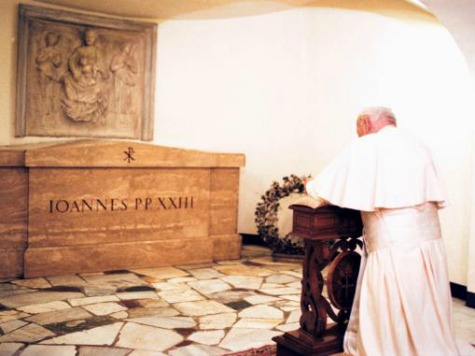What It Means for the Vatican to Canonize Popes John XXIII and John Paul II