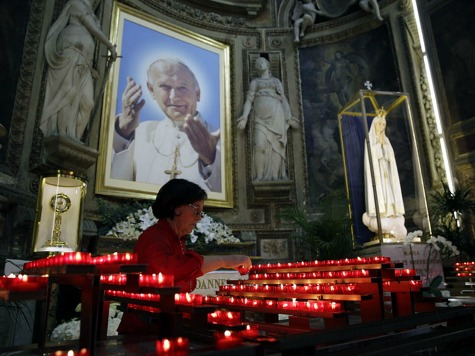The Words and Deeds of Pope John Paul II
