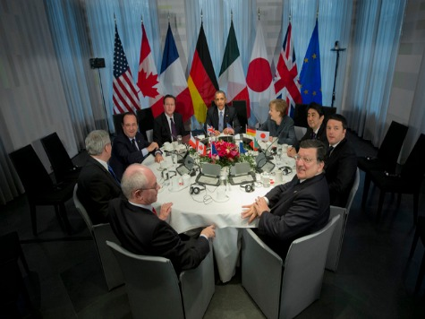 G7 Agree on New Sanctions Against Russia