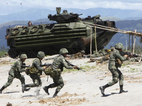 World View: Philippines Agrees to Major Return of U.S. Military to Counter China