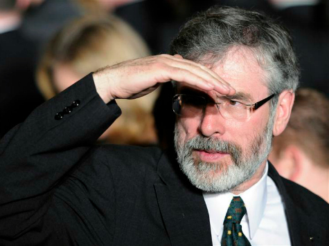 Sinn Féin Leader Gerry Adams Arrested in Connection with 1972 Jean McConville Murder