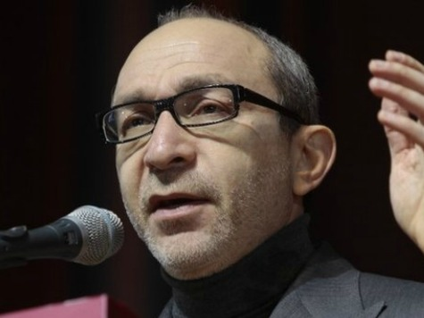 Media Fail to Report Ukrainian Mayor Who Survived Assassination Attempt Is Jewish