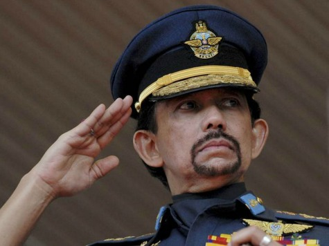 Sultan of Brunei Announces Sharia Law Enforcement