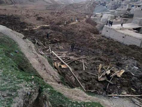 Thousands Feared Dead After Landslide in Afghan Village