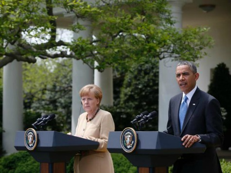 Obama and Merkel Agree to 'More Severe' Sanctions on Putin