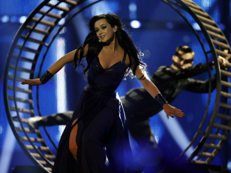 Eurovision Audience Boos Russia, Cheers Ukraine as Both Countries Advance to Finals