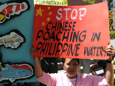 Philippines Arrest 11 Chinese Fishermen on Charges of Illegally Entering Waters