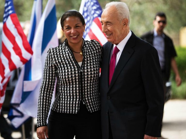 Susan Rice Reassures Israel on Iran Nuclear Ambitions