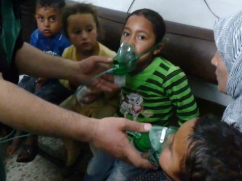 IDF Officer: Assad Used Chemical Weapons over 30 Times Since Summer