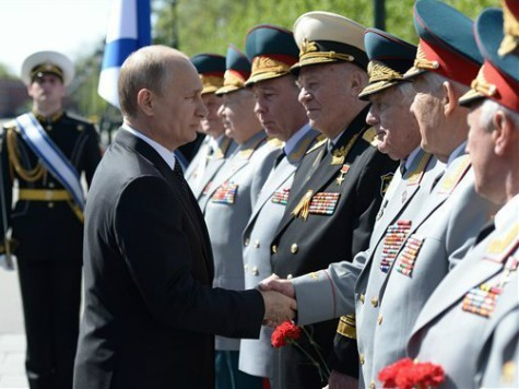 Putin Celebrates Victory Day in Crimea; Ukraine, and the West Condemn Visit