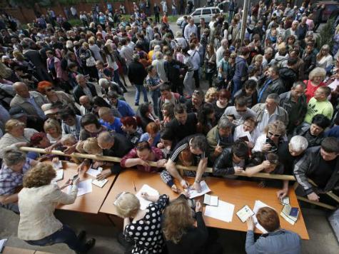 Kyiv Post: Voting Violations Rampant in East Ukraine Referendum