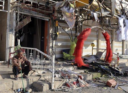 Gunmen Storm Iraqi Military Barracks, Killing 20