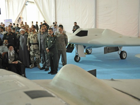 Iran Claims It Replicated Captured US Drone