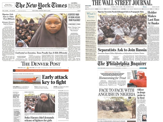 Media Finally Keen to Condemn Boko Haram, Five Years Late