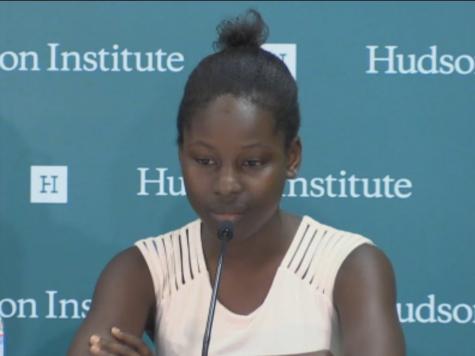 Boko Haram Survivor Tearfully Recounts Attack to D.C. Counterterror Panel