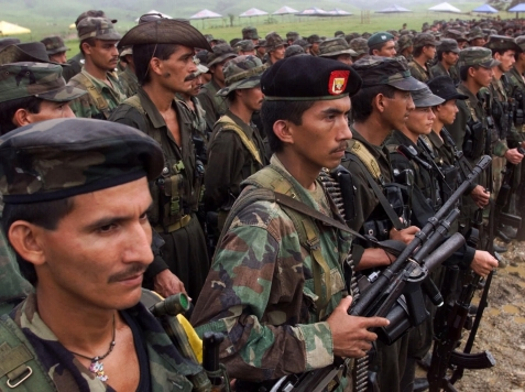 Colombian Guerrilla FARC Release New Rap Video Featuring Dutch Terrorist