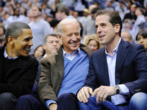 White House Claims No Conflict of Interest in Biden's Son on Ukraine Gas Company Board