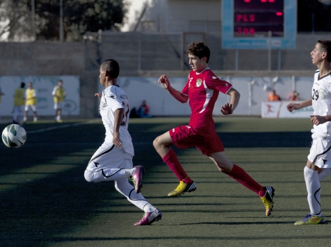 Palestinian Soccer Team Calls for FIFA Sanctions Against Israel Ahead of World Cup