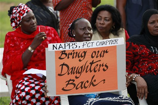 Nigerian Leader Cancels Trip to Abducted Girls' Town
