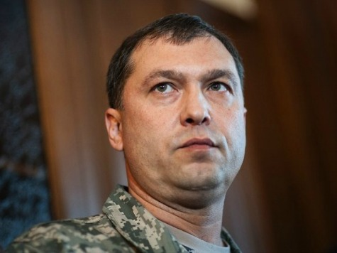 Luhansk Separatist Leader Bolotov Arrested, Freed in Gunfight in East Ukraine