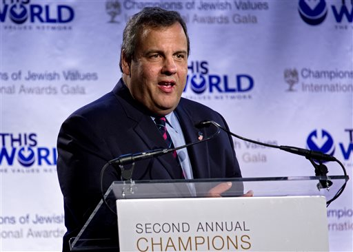 Chris Christie Calls for More Aggressive Foreign Policy
