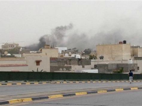 Anti-Muslim Brotherhood Rebels Attack Libya Parliament Building