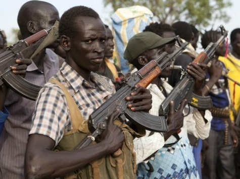 South Sudan President Warns of 'Man-Made' Famine if Fighting Continues