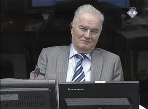 Ratko Mladic Starts Defense at UN Genocide Trial