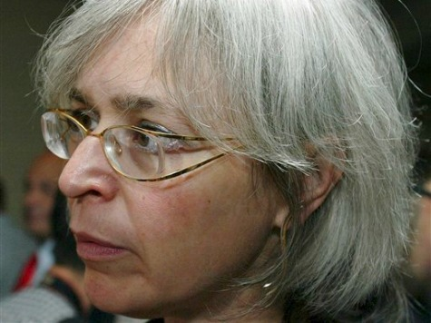 5 Found Guilty of Moscow Journalist's 2006 Killing