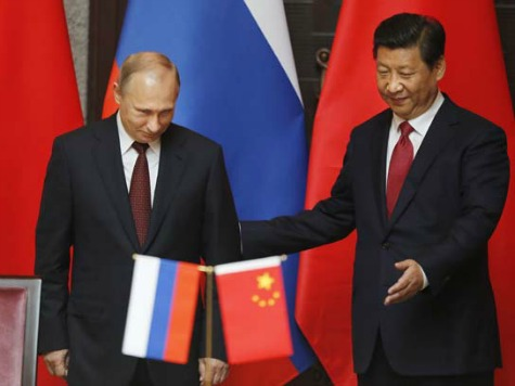 China Undermines Russia Sanctions with $18 Billion Investment