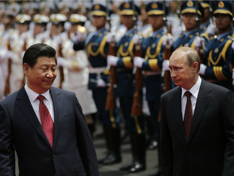 China and Russia Agree to Contain the United States