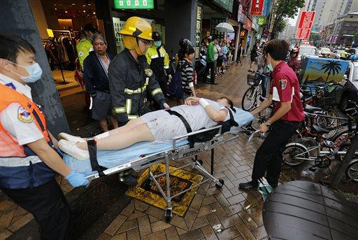 4 People Killed in Taiwan Subway Stabbing Spree