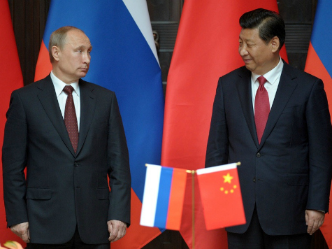 Russia, China Enter Bank Deal Leaving the Dollar Behind