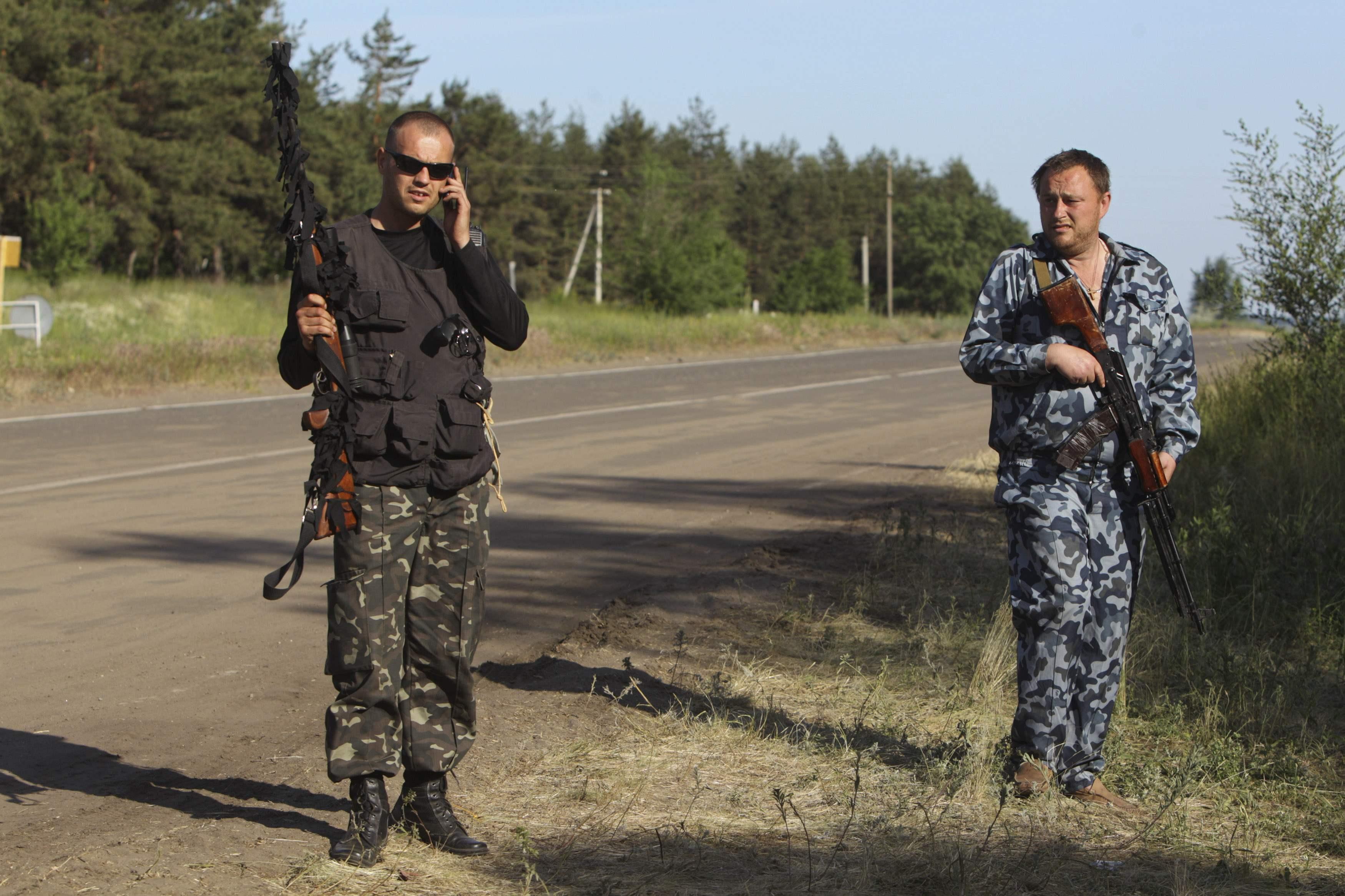 Report: 14 Ukrainians Killed in Clash with Separatists