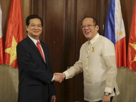 Vietnam and Philippines Unite against China