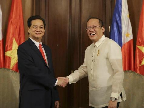 Vietnam and Philippines Unite against China