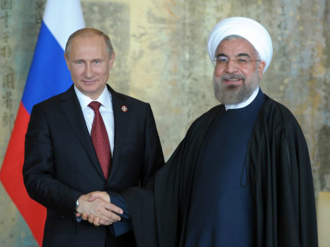 Report: Russia Planning to Build 'Up to Eight' Nuclear Reactors in Iran