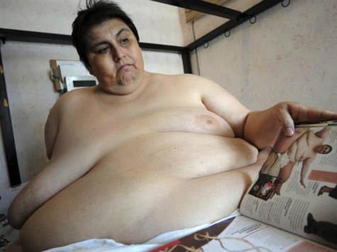 'World's Heaviest Human Being' Record Holder Dies at 48