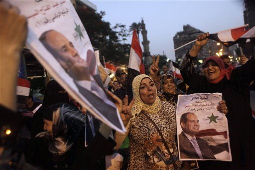 Egypt Polls Open for Third Day, Few Voters Show Up