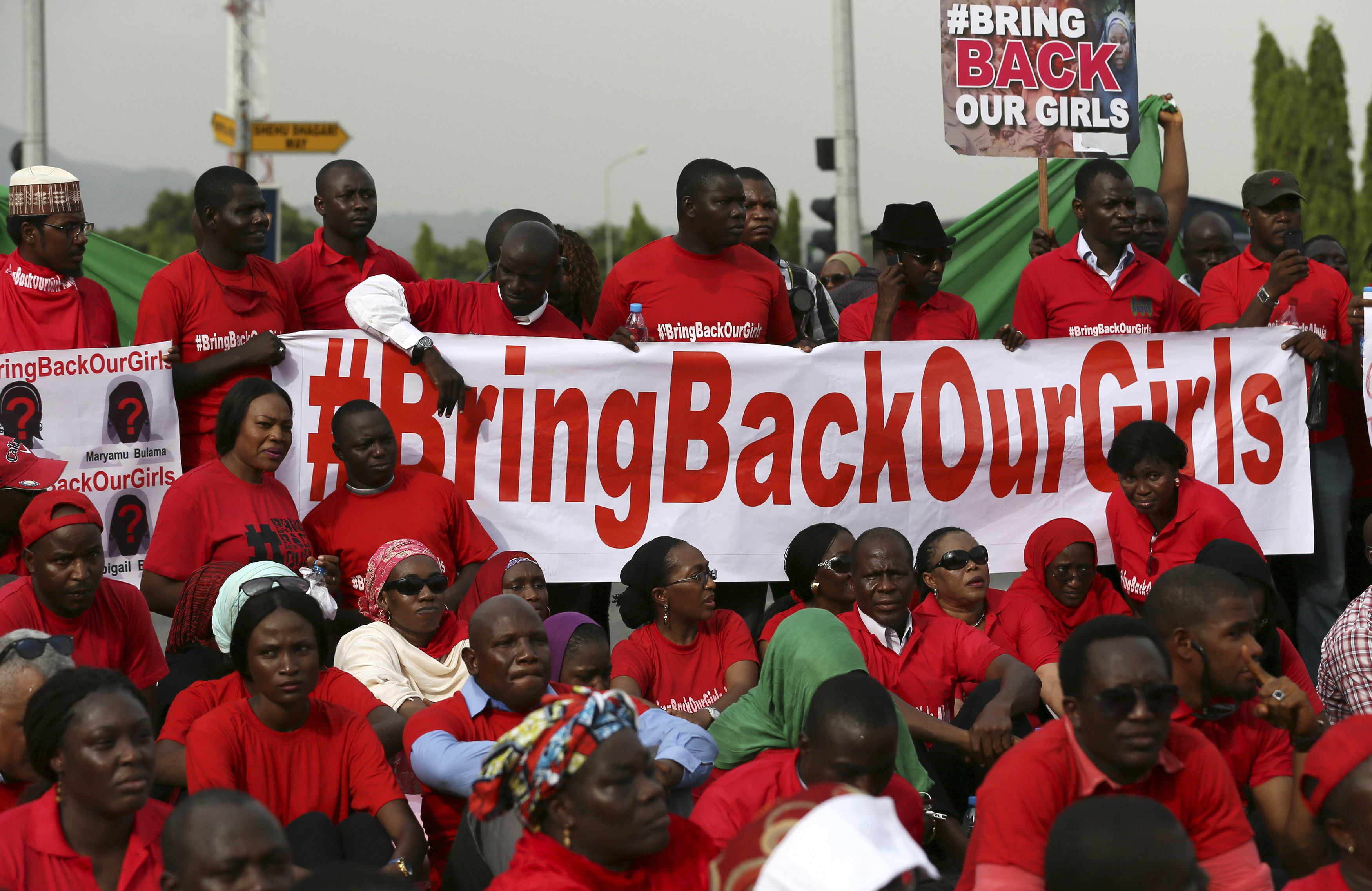 Four Girls Escape Boko Haram, 219 Still Missing