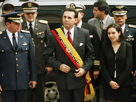 Interpol Issues Warrant for Former Ecuadorian President